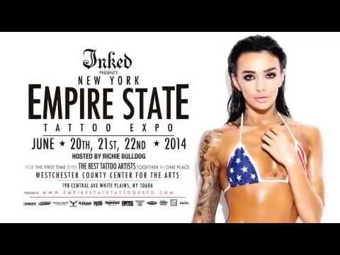 NY Empire State Tattoo Expo