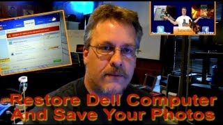 How to Simply Restore a Dell Laptop PC to Factory Settings thumbnail