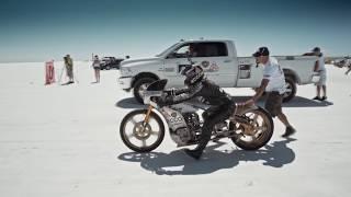 Бонни: Русский рекорд на соляном озере