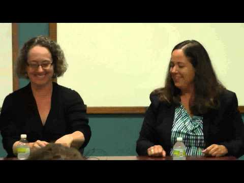 USF College of Marine Science Student-Alumni Career Panel and Social - Part I