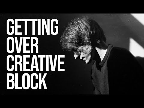 How to Create When You're Just Not Feeling It