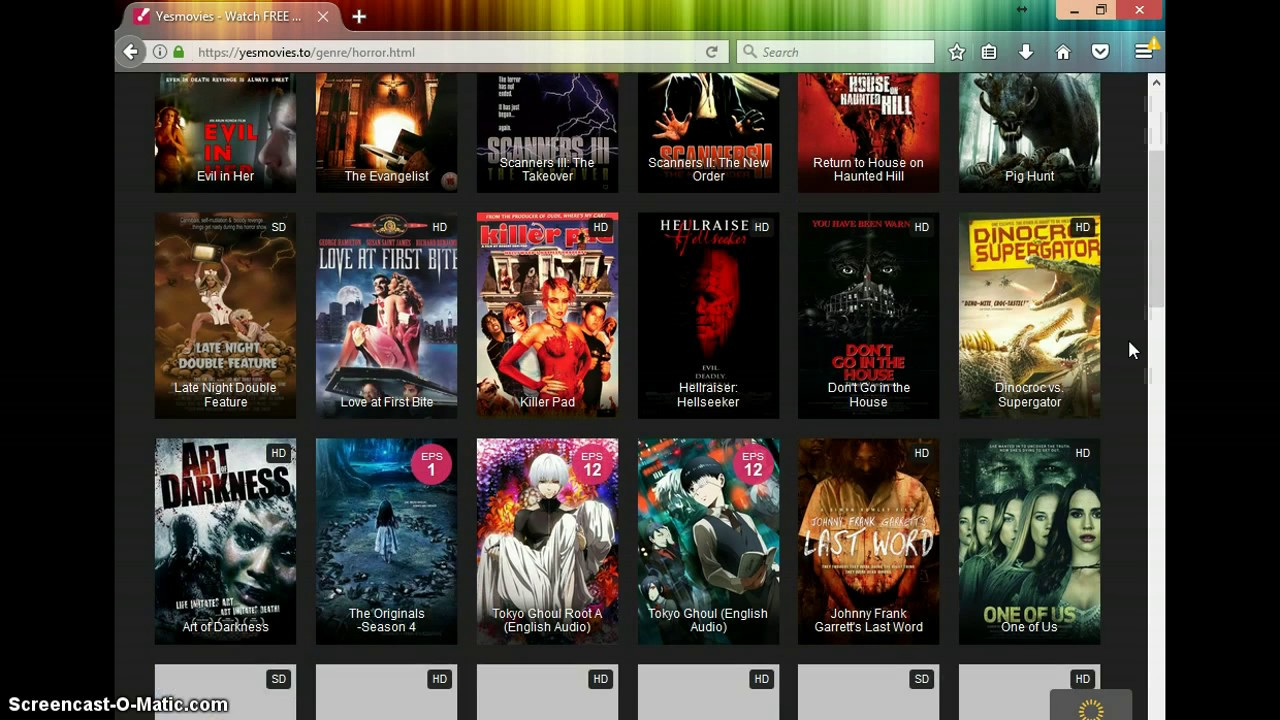 A place to watch free movies no downloads Yes! Movies ...