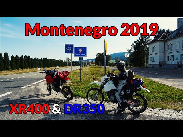 #1 Enduro Trip to Montenegro - 2 borders, 415km and night riding.