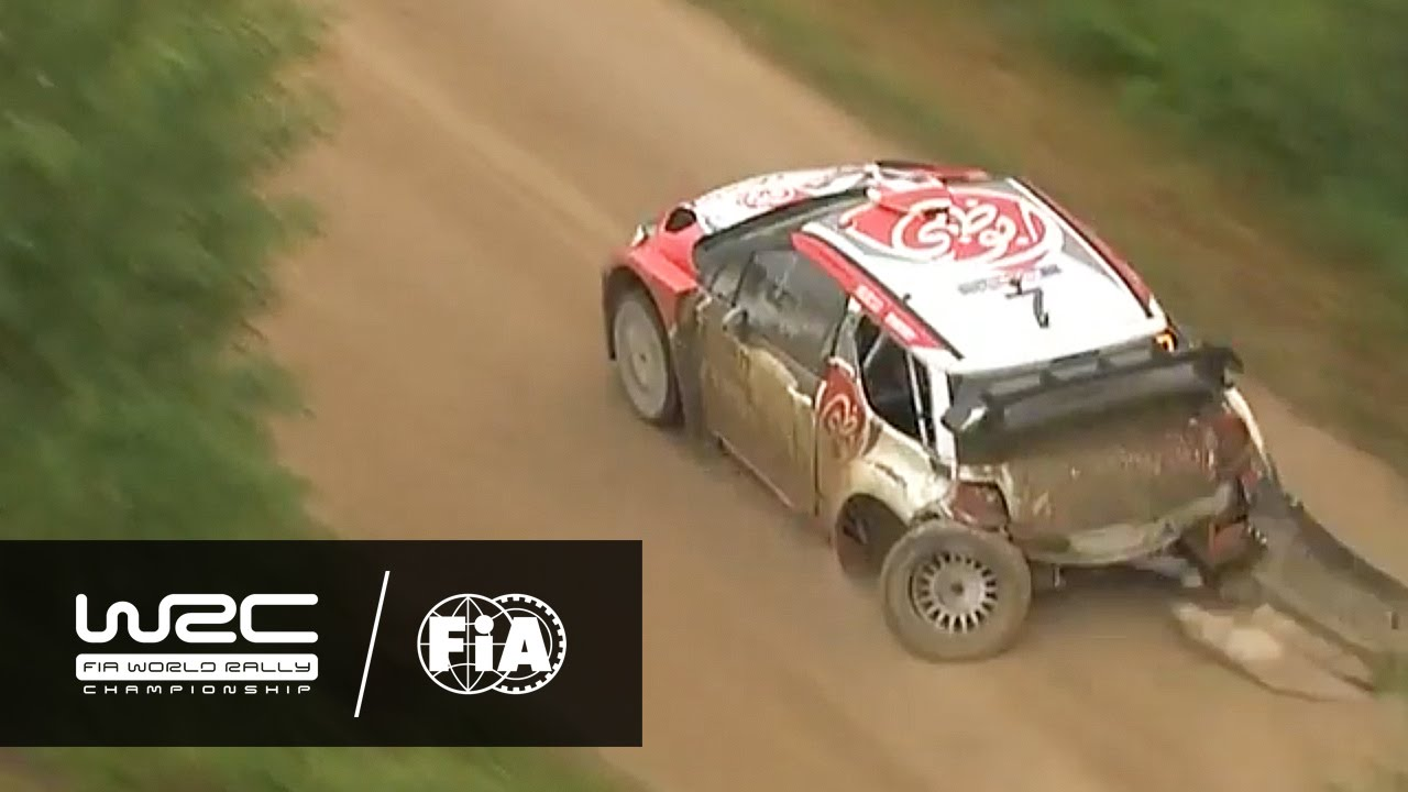 WRC - 73rd PZM Rally Poland 2016: Highlights Stages 17-19