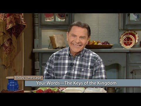 Your Words—The Keys of the Kingdom