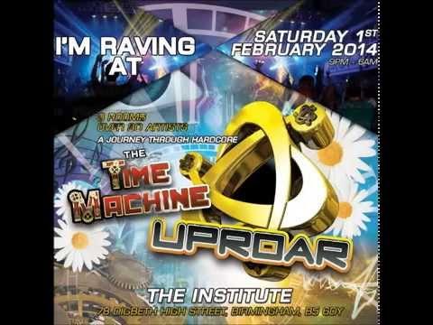 Uproar-The Time Machine- Dj Sharkey