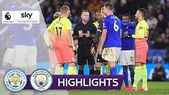Strafbar oder nicht? Handspiel-Regel bestimmt Spitzenspiel | Leicester - Manchester City 0:1