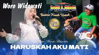 Download lagu Haruskah Aku Mati - Woro Widowati - New Pallapa ( Official Music Video )