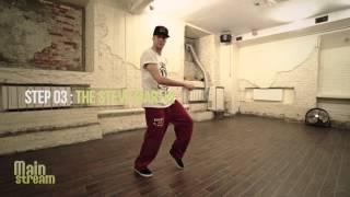 Hip Hop Online | Урок 2 - Базовые Шаги | MAINSTREAM