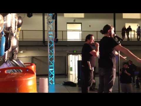 rePercussion - Missouri Science and Tech - Side View