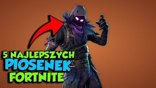 TOP 5 piosenek Fortnite