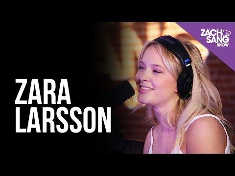 Cover Lagu Zara Larsson | Full Interview STAFABAND