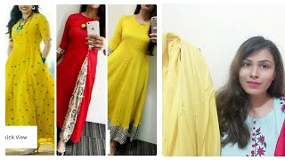 Affordable kurti haul|affordable kitties for xxl|daily wear kurties|online shopping review