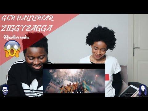 GEN HALILINTAR - ZIGGY ZAGGA (Music Video) REACTION VIDEO