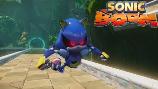 Sonic Boom: Rise of Lyric Part 1 - Lyric