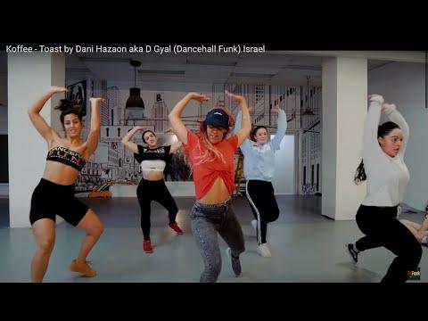 Koffee - Toast by Dani Hazaon aka D Gyal (Dancehall Funk) Israel