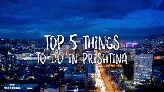 Priština Travel Blog ( Top 5 things to do in Prishtina)