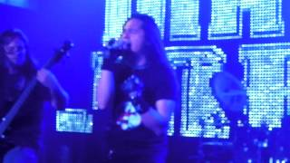 Made of Metal She Took an Axe(Flotsam and Jetsam cover)