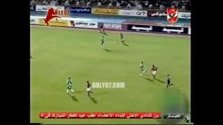 هدف الأهلي الأول مقابل 0 مزارع دينا علي ماهر الدوري الأسبوع الأول 29 أغسطس 1999