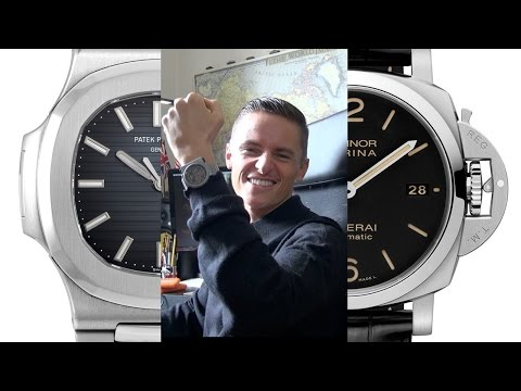 Affordable Non-Homage Alternatives - Patek Nautilus, Panerai Luminor & Radiomir Watches + More!