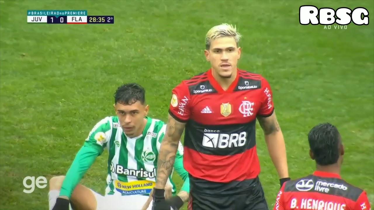 Flamengo x Juventude   Brasileirão 2021   Sétima Rodada ...