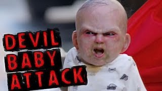 Devil Baby Attack Prank in New York City || Devil Due Movie 2014 || Devil Baby in Stroller[FULL HD]