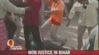Mob lynching culture on rise in Bihar