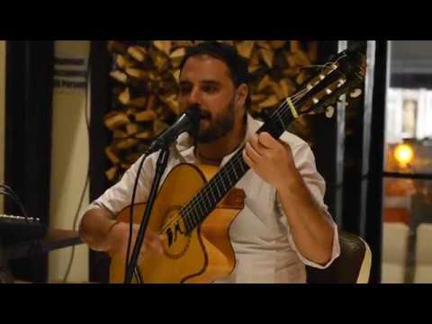 """""""Se Me Olvido Otra Vez"""" Live Music with Diego Marcos at Bellmont Spanish Restaurant"""