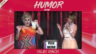 Blue Space Oficial - Matine - HUMOR - 16.12.18