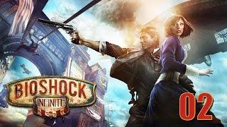 Bioshock Infinite #02 ★ Columbia - Auf Schritt und Tritt ★ Let
