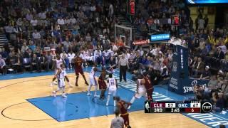 Cleveland Cavaliers vs. Oklahoma City Thunder Full Highlights 12.11.2014