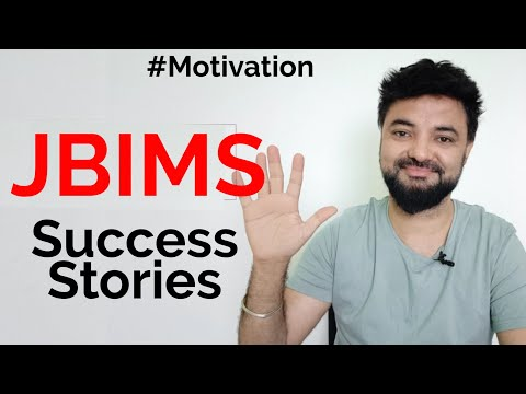 5 Beautiful JBIMS Stories Which Will Motivate You. CET 2020 Success Stories