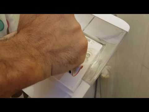 Bathroom Wall Mounted Manual Soap Dispenser review (from banggood.com)