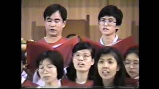 19890917信友堂獻堂感恩禮拜05_石牌信友堂獻詩_在這磐石上