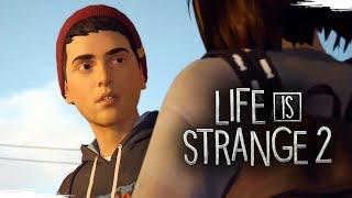 LIFE IS STRANGE 2 - Gameplay do Início, em Português PT-BR!