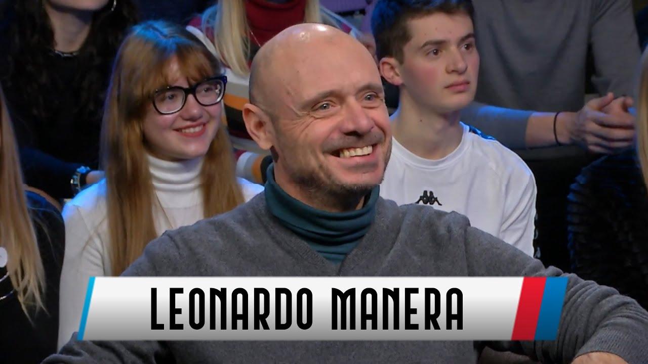 TOP CLUB   LEONARDO MANERA