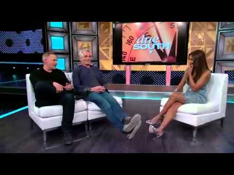 Paul Gross And Callum Keith Rennie On ET Canada Part1