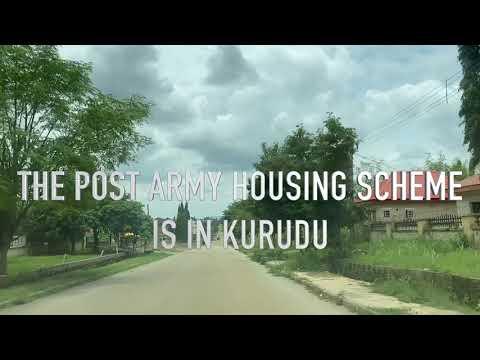 POST ARMY HOUSING SCHEME KURUDU ABUJA NIGERIA