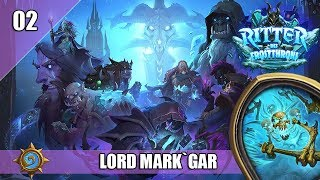 Hearthstone Ritter des Frostthrons: Lord Mark