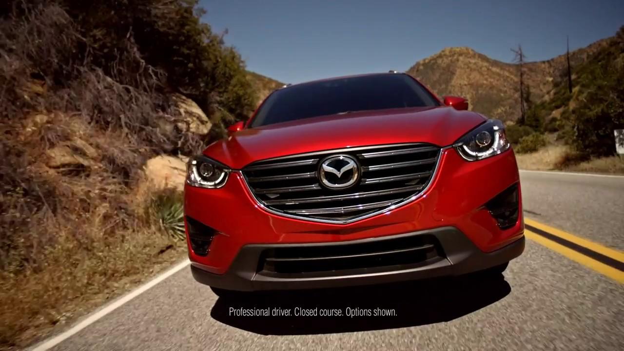 2016.5 Mazda CX-5 Informational Video | Ide Mazda - YouTube