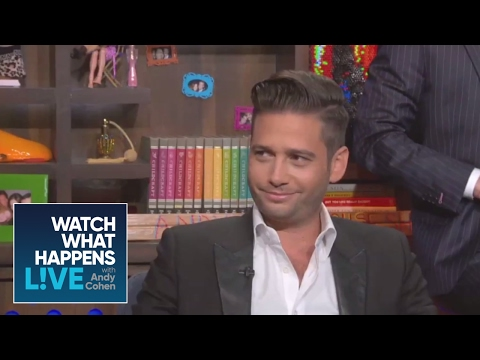 Josh Flagg Tears Up about Grandma Edith - Million Dollar Listing LA - WWHL