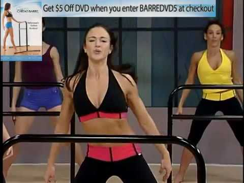 Cardio Barre: Dancer's Body Workout | BeFit