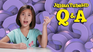 JillianTubeHD Q&A!!! Your Questions ANSWERED!