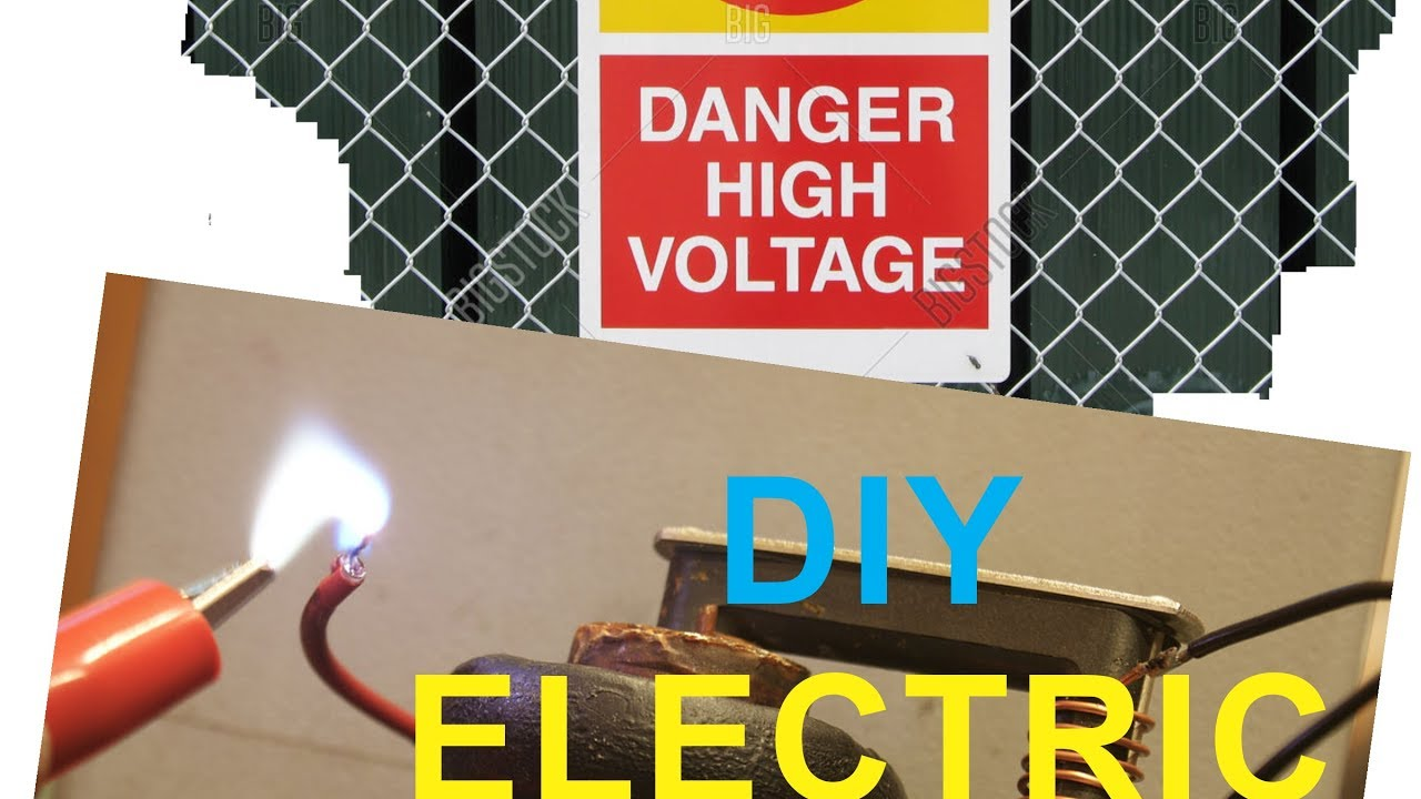 Electric Fence Charger Energizer With Flyback Transformer High Wiring Diagram Schematic Power