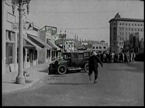 Filming Locations - Putting Pants On Philip (1927) - Laurel and Hardy