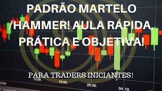 Baixar PADRÃO MARTELO/HAMMER - AULA PRÁTICA, RÁPIDA E OBJETIVA - CARLOS CARVALHO TRADER
