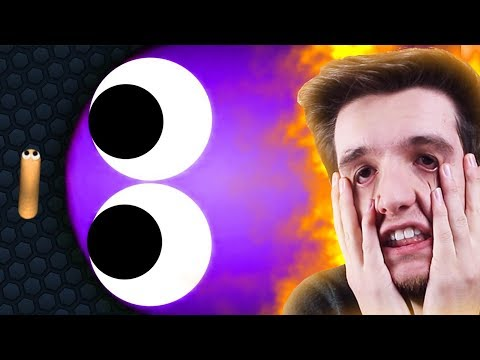 Playing Slither.io In 2019