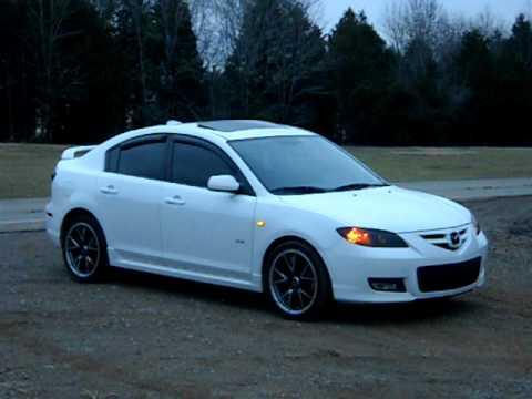 Mazda 3 Aftermarket Horns