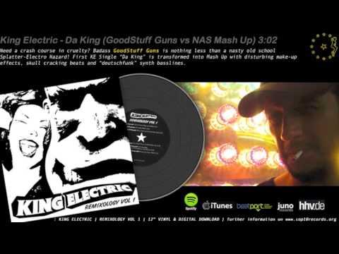 King Electric - Remixology Vol 1 (Various Remixes | original Vinyl Slices)