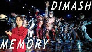 Dimash.  Memory.(Cats Musical)